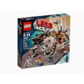 70807 - THE LEGO MOVIE - IL DUELLO DI BARBACCIAIO