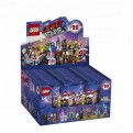 71023 - LEGO MINIFIGURES - THE LEGO MOVIE 2 - DISPLAY 60 PZ