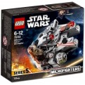 75193 - STAR WARS MICROFIGHTERS - MILLENIUM FALCON