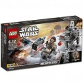 75195 - STAR WARS MICROFIGHTERS - SKI SPEEDER VS FIRST ORDER WALKER
