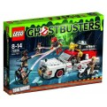 75828 - GHOSTBUSTERS 2016 - ECTO-1 & 2