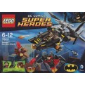 76011 - BATMAN - MAN-BAT ALL'ATTACCO