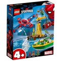 76134 - MARVEL SUPER HEROES - SPIDER MAN DIAMONDS