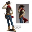 82625 - ONE PIECE - TREASURE CRUISE WORLD JOURNEY VOL.1 - MONKEY D. LUFFY 21CM
