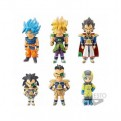 82633 - DRAGONBALL SUPER MOVIE - WCF NEW MOVIE VOL.2 - 6 PERSONAGGI - 28PZ 7CM