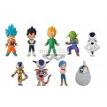 82634 - DRAGONBALL Z - WCF RESURRECTION 'F' - 9 PERSONAGGI MYSTERY BOX EDITION - 12PZ 7CM