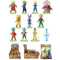 83564 - DRAGON BALL SUPER - SUPER COLLECTABLE VOL.1 - BOX 24 MINIFIGURES 5CM
