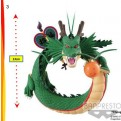 83973P - DRAGON BALL - SHENRON - NEW YEAR DECORATION - BANPRESTO FIGURE 13CM