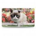 84447 - TAPPETINO - GRUMPY CAT FLOWERS