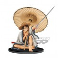 85144 - ONE PIECE - BANPRESTO WORLD FIGURE COLOSSEUM VOL.2 - MONKEY D. LUFFY  (NORMAL COLOR VERSION) 22CM