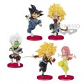 85627 - SUPER DRAGON BALL HEROES - WORLD COLLECTABLE FIGURE VOL. 2 -  SET 28PZ 7CM