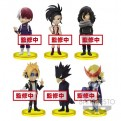85646 - MY HERO ACADEMIA - WORLD COLLECTABLE FIGURE VOL. 2 -  SET 28PZ 7CM