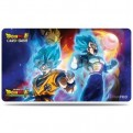 85983 - PLAYMAT - DRAGON BALL SUPER - VEGETA, GOKU, AND BROLY + TUBO