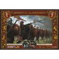 A SONG OF ICE & FIRE: MINIATURE GAME - GUARDIE LANNISTER