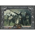A SONG OF ICE & FIRE: MINIATURE GAME - SPADE GIURATE STARK