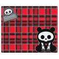 ABYACC037 - MOUSEPAD SKELANIMALS TARTAN