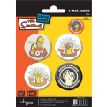 ABYACC050 - SET DI SPILLE SIMPSONS HOMER
