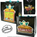 ABYBAG002 - SHOPPING BAG SIMPSONS KRUSTY BURGER