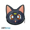 ABYBAG393 - SAILOR MOON - COIN PURSE LUNA & ARTEMIS
