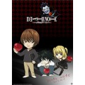 ABYDCO046 - DEATH NOTE - LAMINATED POSTER SD CHARACTERS
