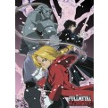 ABYDCO048 - FULL METAL ALCHEMIST - LAMINATED POSTER ED, AL & ROY