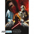ABYDCO330 - STAR WARS - POSTER FIRTS ORDER 98x68
