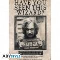 ABYDCO380 - HARRY POTTER - POSTER WANTED SIRIUS BLACK (98x68)