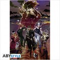 ABYDCO504 - JOJO'S BIZARRE ADVENTURE - POSTER GROUP (91,5x61)