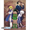 ABYDCO551 - HUNTER X HUNTER - POSTER HEROES (52x38)