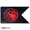 ABYDCT016 - GAME OF THRONES - BANDIERA TARGARYEN (70X120)