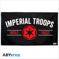 ABYDCT028 - STAR WARS - BANDIERA EMPIRE (70X120)