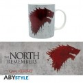 ABYMUG110 - GAME OF THRONES - TAZZA 320ML - THE NORTH REMEBERS