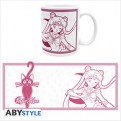 ABYMUG144 - SAILOR MOON - TAZZA 320ML - SAILOR MOON & LUNA