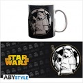ABYMUG148 - STAR WARS - TAZZA 320ML - TROOPER