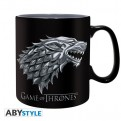 ABYMUG238 - GAME OF THRONES - TAZZA 460ML - STARK WINTER IS COMING