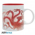 ABYMUG384 - GAME OF THRONES - TAZZA 320ML - RED DRAGON
