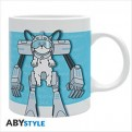 ABYMUG388 - RICK AND MORTY - TAZZA 320ML - SNOWBALL