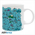 ABYMUG389 - RICK AND MORTY - TAZZA 320ML - MEESECKS