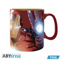 ABYMUG394 - MARVEL - TAZZA FOIL THE ARMORED AVENGER - 460ML