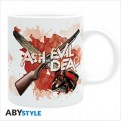 ABYMUG401 - ASH VS EVIL DEAD - TAZZA 320ML - SHOT FIRST