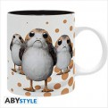ABYMUG482 - STAR WARS - TAZZA 320ML - PORG