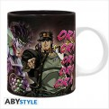ABYMUG490 - JOJO'S BIZARRE ADVENTURE - TAZZA 320ML DUEL
