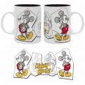 ABYMUG495 - DISNEY - TAZZA 320ML - MICKEY SKETCH