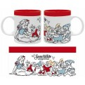ABYMUG504 - DISNEY - TAZZA 320ML - SNOW WHITE & SEVEN DWARFS