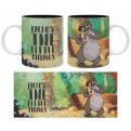 ABYMUG509 - DISNEY - TAZZA 320ML - JUNGLE/LITTLE THINGS