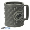 ABYMUG519 - GAME OF THRONES - TAZZA 3D - STARK