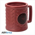 ABYMUG520 - GAME OF THRONES - TAZZA 3D - TARGARYEN
