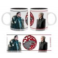 ABYMUG607 - GAME OF THRONES - TAZZA 320ML - JON & DAENERYS