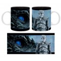 ABYMUG608 - GAME OF THRONES - TAZZA 320ML - VISERION & KING