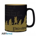 ABYMUG713 - LORD OF THE RINGS - TAZZA 460ML - GROUP